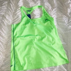 Green Work-Out Top